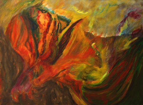 Ceer Dert - Schilderijen - webshop - Zaansgroen