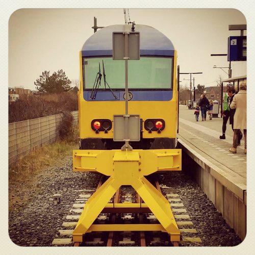 ML0008-zandvoort-station - instagram- fotografie van Marjolein Lensink - fotografie - Zaansgroen