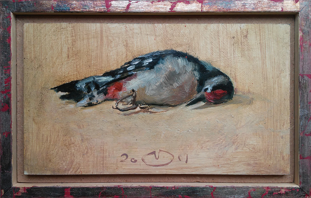 Van der Vegt - olieverf op paneel - www.kunstwerken.shop