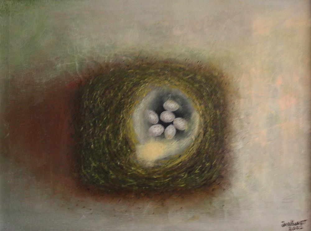 Jan Kwast fijnschilder - Jopie Huisman van de Zaanstreek - Zaansgroen expositie - verkoop