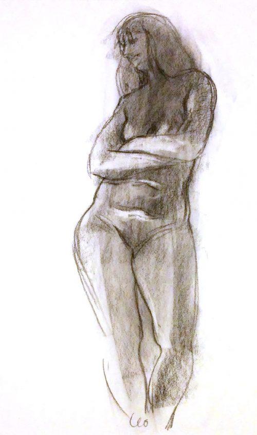 leo-van-viegen-tekeningen bij Zaansgroen