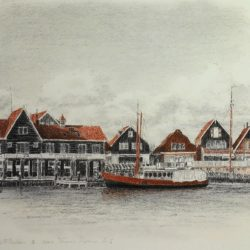 Volendam - haven - Frans Room