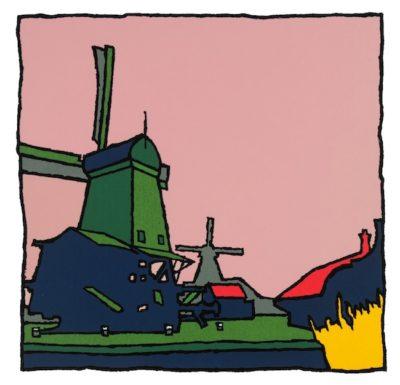 Zaanse Molens - Wim van Willegen
