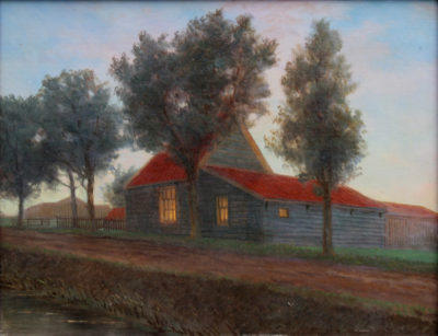H.J.A. Buschenhenke - schilder - Zaanstreek