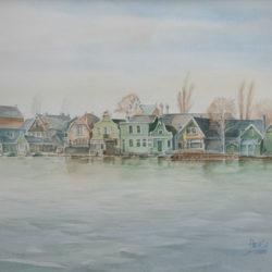 gortershoek-heibo aquarel