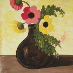 haagman - gouache - schilderij - kunstenaar