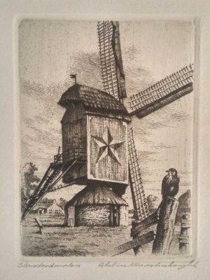 Maarten-Langbroek-Standerdmolen