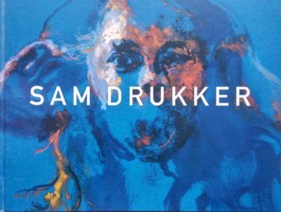 sam drukker litho + boek te koop bij online galerie Zaansgroen