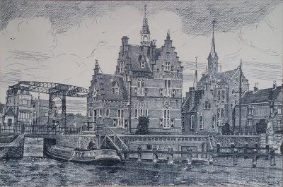 jan-wilmink-Havenkantoor Zaandam