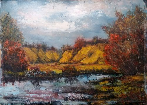 George Kwakkernaat schilder
