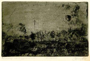 landschap met liggende vrouw hans kuyt 19479