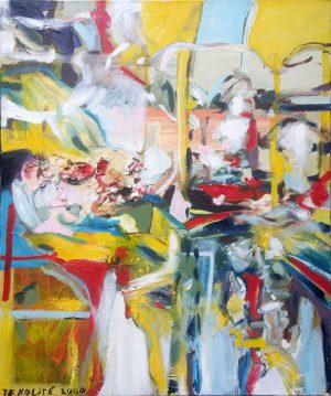 19569 kees te kolste schilderij