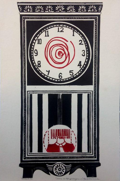 20118-door-de-tijd-gevangen peter louman