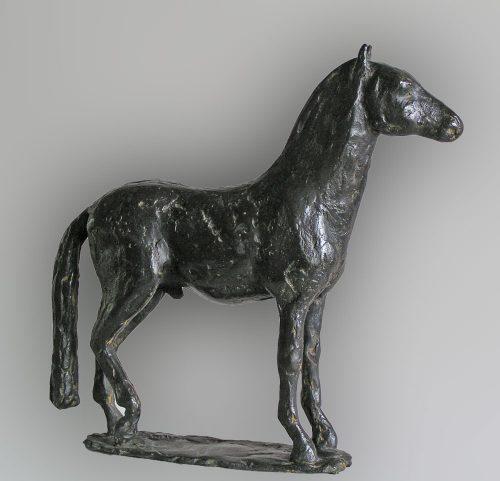 K001-paardje-brons-anneke-dammers