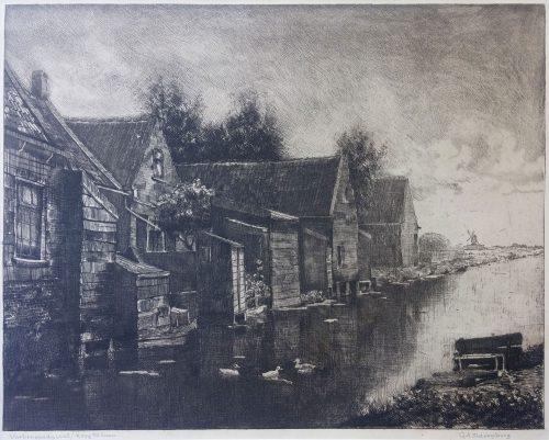 20742- G.A. Slavenburg Koog aan de Zaan