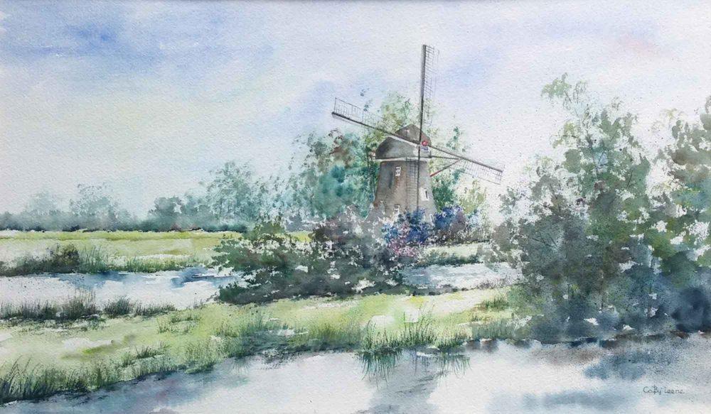 20744 Coby Leene - van der Bos