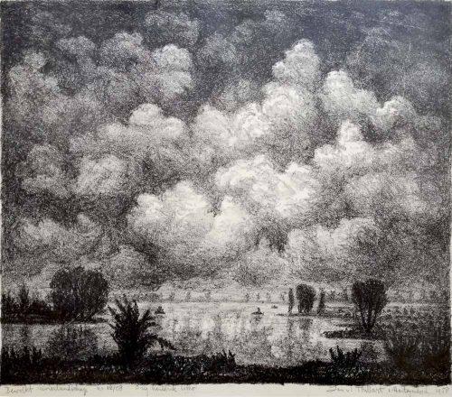jan-van-den-thillart-bewolkt-rivierenlandschap