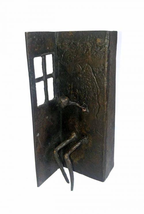 Jaroslawa Dankowa brons beeld