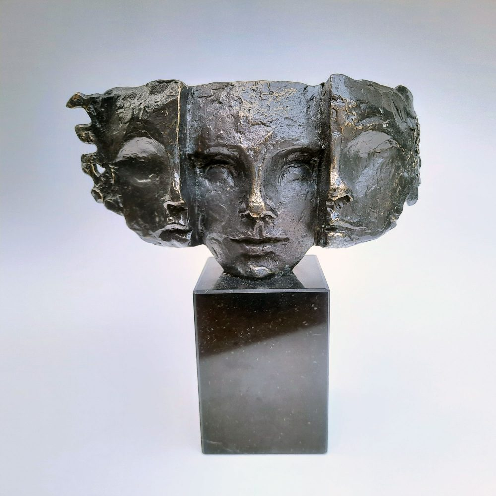 Bernadette Leijdekkers brons Nieuwe Visie