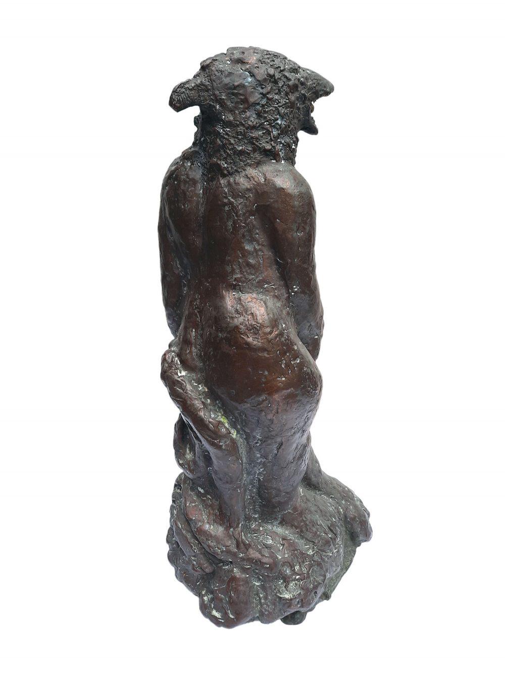 aat veldhoen brons beeld