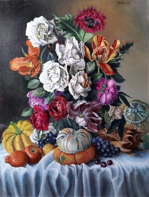 Jakob bloemstilleven